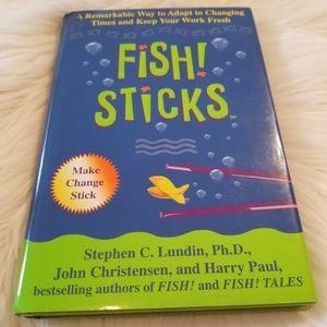 Fish Sticks! Companion to Fish! And Fish Tales!